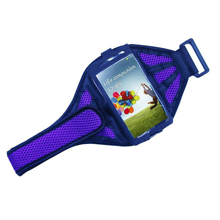 """Mesh Hole Running SPORTS GYM Arm Belt Case for Samsung Galaxy S6 G9200/S5 i9600/S4 i9500/S3 i9300/for iphone 6 4.7"""" Jogging Band"""
