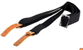 Black Color AK Gun Strap Rifle Wargame Gun Rope Airsoft Gun Sling Made By Nylon