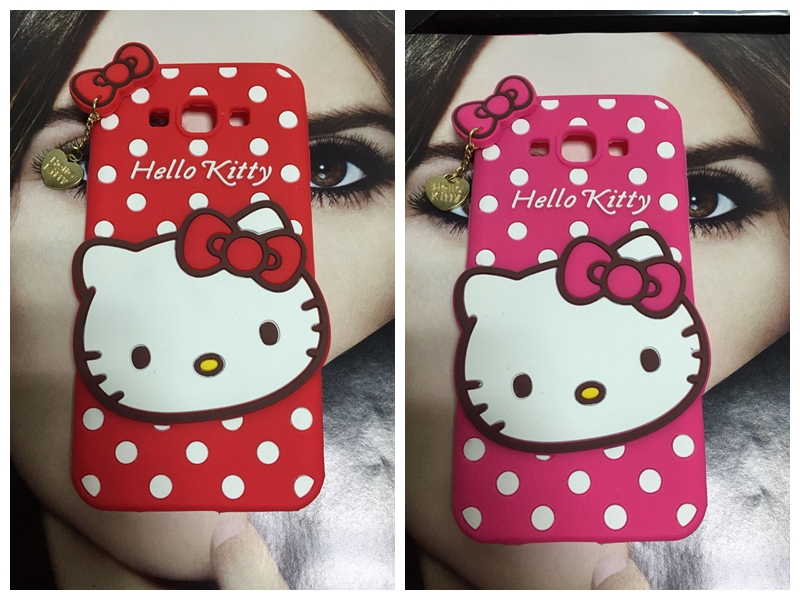 Fashional new arrival cute cartoon soft silicon material Heart-shaped Hello kitty cover Case for samsung Galaxy A8 A8000 A800f(China (Mainland))