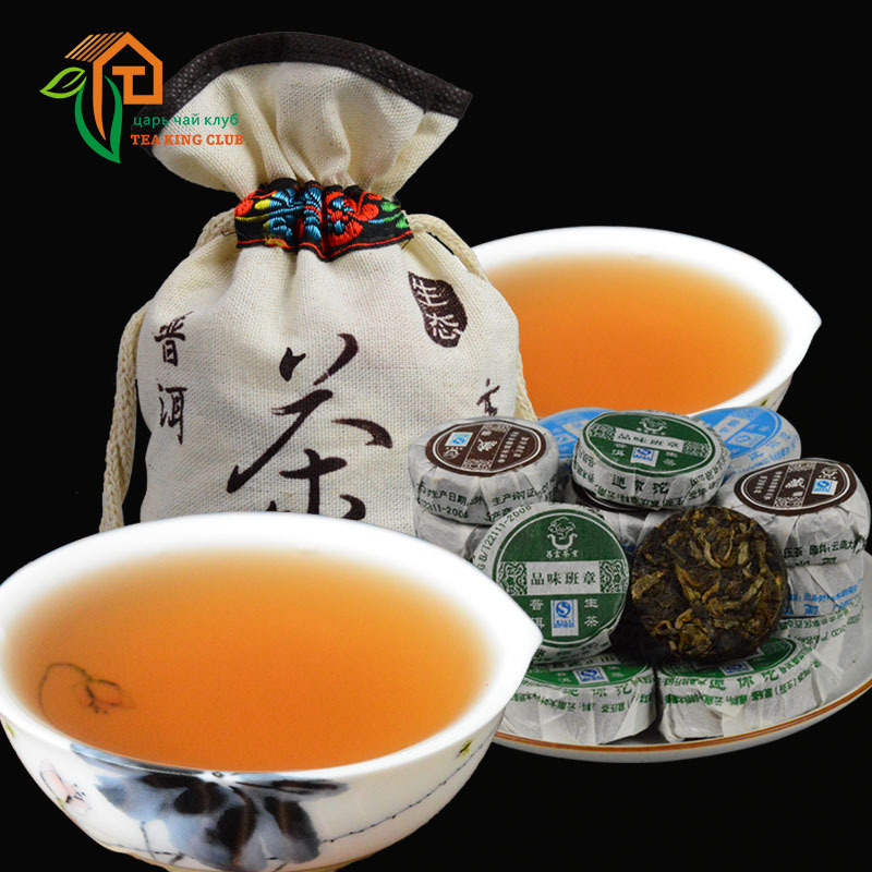 Reducing lipid made in yunnan Pu erh tea mini bowl Pu er Pu er Puerh Pu