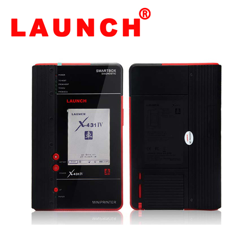 [Authorized Distributor] Universal Auto Diagnostic Scanner Tool Launch X431 IV Master Update via Internet Free Shipping(China (Mainland))