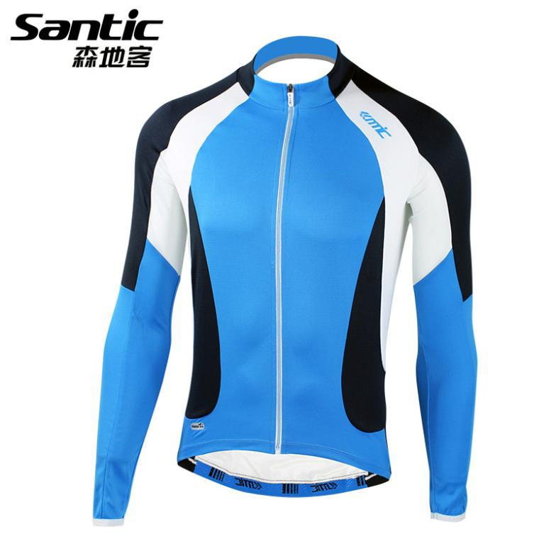 SANTIC Profession cycling clothing mens Long Sleeve Cycling Jersey MTB Mountain Bike Bicycle sportswear clothing S-4XL<br><br>Aliexpress