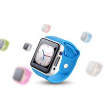 Fashion New Bluetooth Smart Wrist Watch GSM GPRS Phone Clock Wristwatch Q10 with TF Card 1.3MP Camera for Samsung Huawei XIAOMI