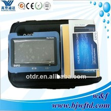 Intelligent EXFO FTB-1 OTDR used in Fiber Optic communication system(China (Mainland))