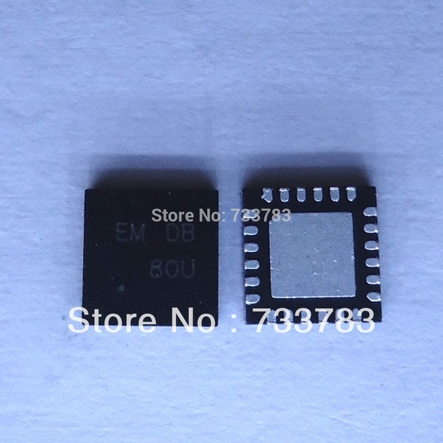 10pcs RT8205LGQW  RT8205LZQW  RT8205L (EM  DA,EM  DB,EM...)High Efficiency, Main Power Supply Controller for Notebook Computer