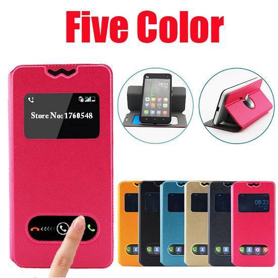 Gigabyte GSmart Guru G1 Case, Fashion Flip PU Leather Wallet Bag Back Cover Protective Phone Cases for Gigabyte GSmart Guru G1(China (Mainland))