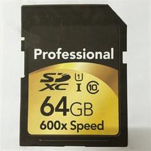 Anshiqi Professional Flash Memory Card 64GB 32GB 16GB 128GB SD Card Class 10 90Mb/s 600x CampactFlash SDXC SDHC UHS-I Hot Sale(China (Mainland))