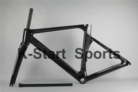 Free shiping Mendiz carbon road frame fat bike carbon bike frame  bicycle frame without brand