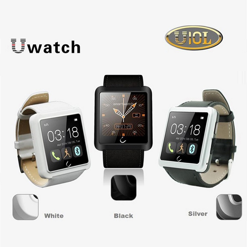 New U10 Bluetooth Water Proof Watch SmartWatch Upgrated Version U10L Smart Watch for Samsung Xiaomi LG Android Iphone IOS Phone(China (Mainland))