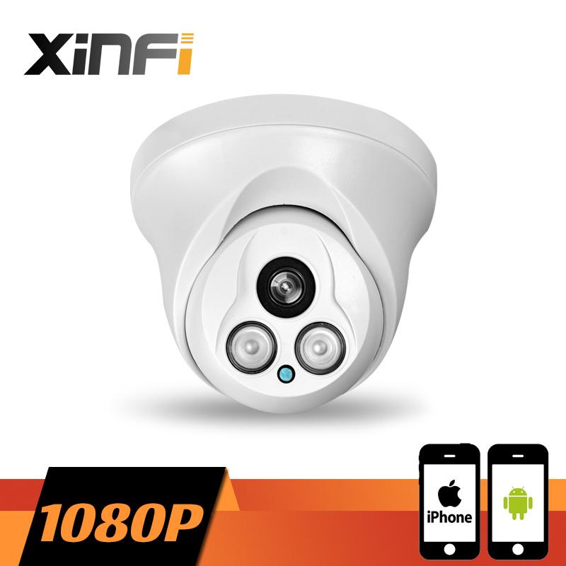 XINFI HD 1920*1080P Indoor/Outdoor network CCTV IP camera Surveillance Camera 2.0 MP P2P ONVIF 2.0 PC&amp;Phone remote view<br><br>Aliexpress