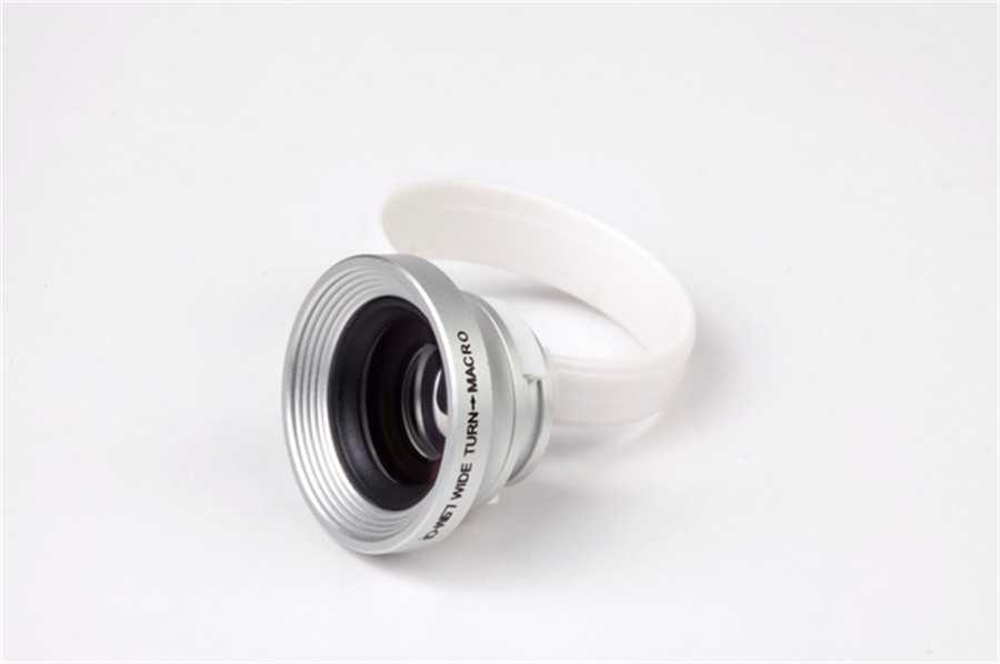 Universal 2in1 0.67X Wide Angle Macro Lens Mobile Phone Lens Camera Lenses For iphone Samsung Huawei Xiaomi Sony