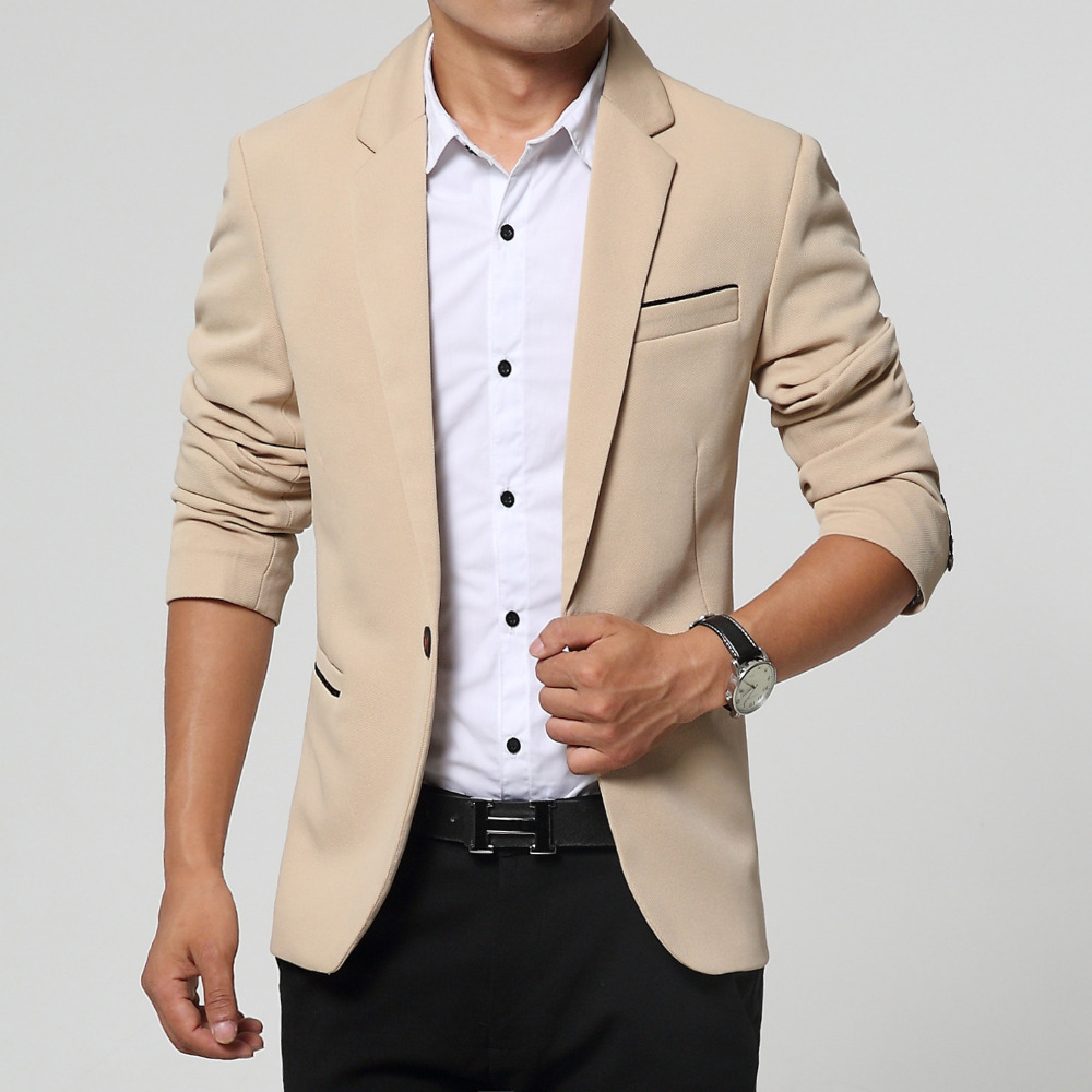 Compare Prices on Mens Casual Dress Jacket- Online Shopping/Buy ...