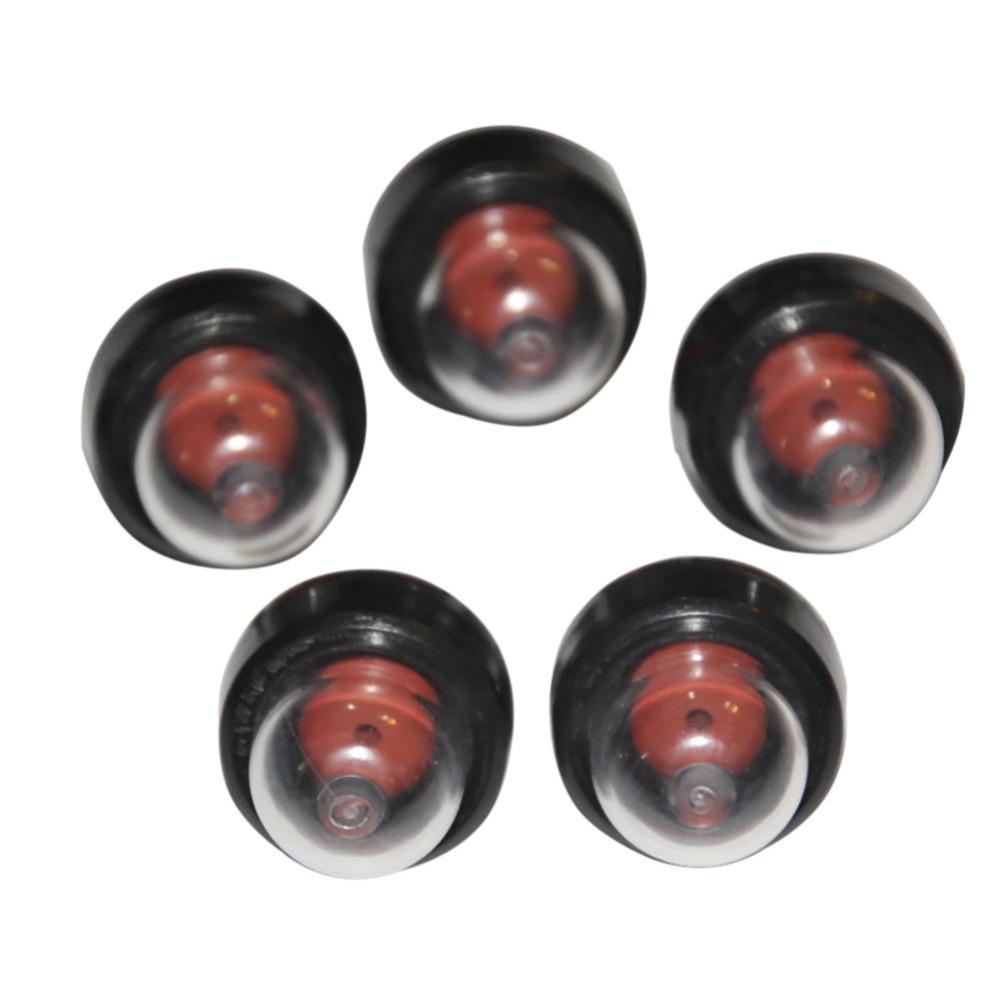 5*Carburetor Primer Bulbs Fuel Pump OEM for Chainsaws Blowers Trimmer Homelite Echo Ryobi Poulan Zama(China (Mainland))