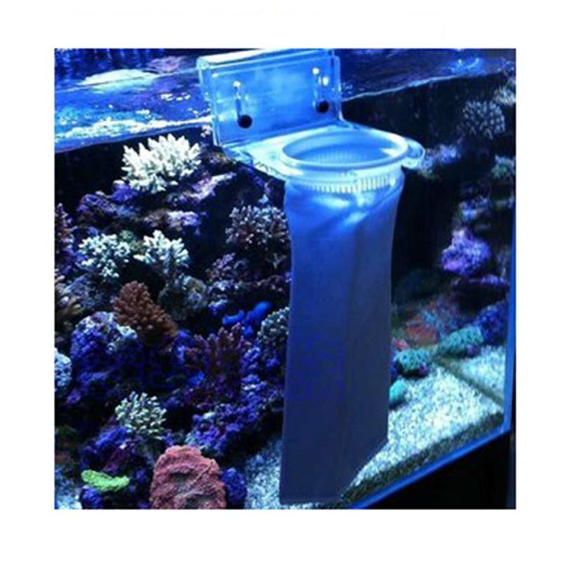 """4"""" x 15"""" Aquarium Sump Micron Felt Pre Filter Sock Bag#5256"""