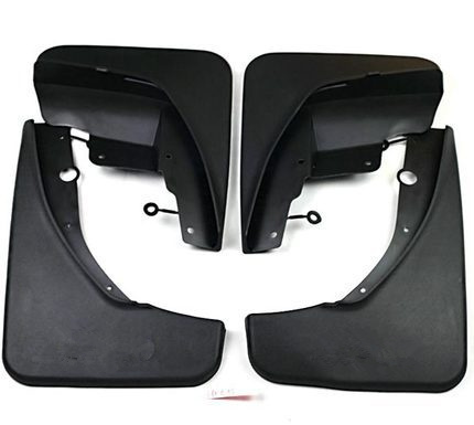 Fit JEEP GRAND CHEROKEE 2011 2012 2013 2014 Mud Flaps Splash Guards Mugguards Front Rear Set