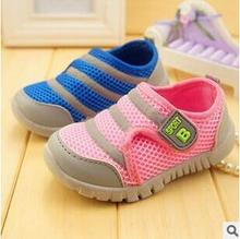 Spring Kids Sports Children Brands Sneaker Boy/Girl Shoes Baby Shoes Children's Shoes Stylish And Comfortable Antiskid Footwear(China (Mainland))
