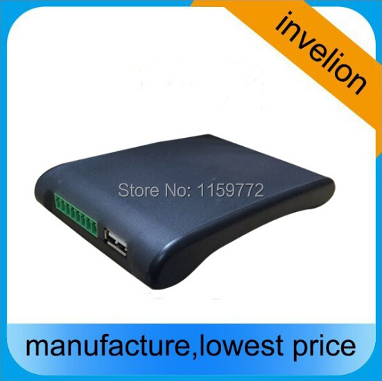 rfid reader uhf usb iso18000-6c / rfid low range 10cm-3meters uhf reader chip writer built-in 2dbi ceramic rfid antenna small(China (Mainland))