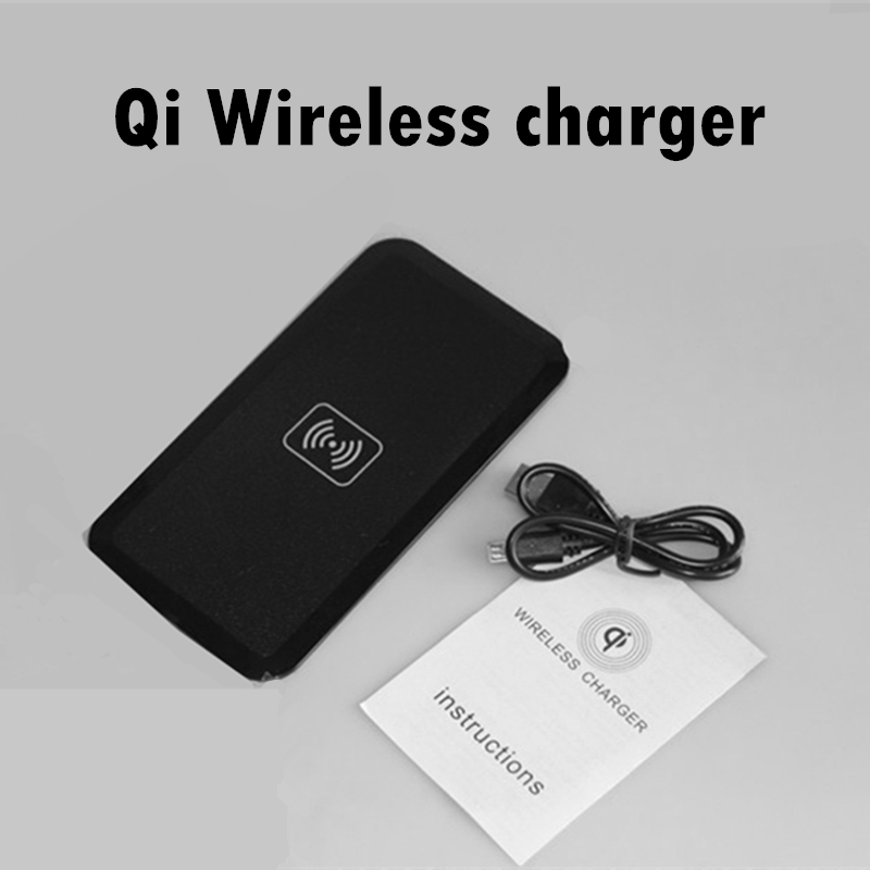 Qi Wireless Charger Transmitter Charging Pad for Samsung S6 S5 S4 NOTE2 iPhone Lumia 920 smart phone