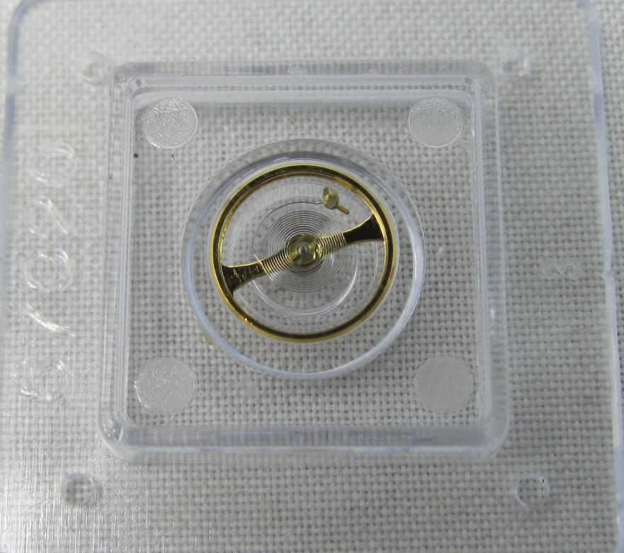 Watch accessories female 6601 movement full mechanical watch hairsprays(China (Mainland))
