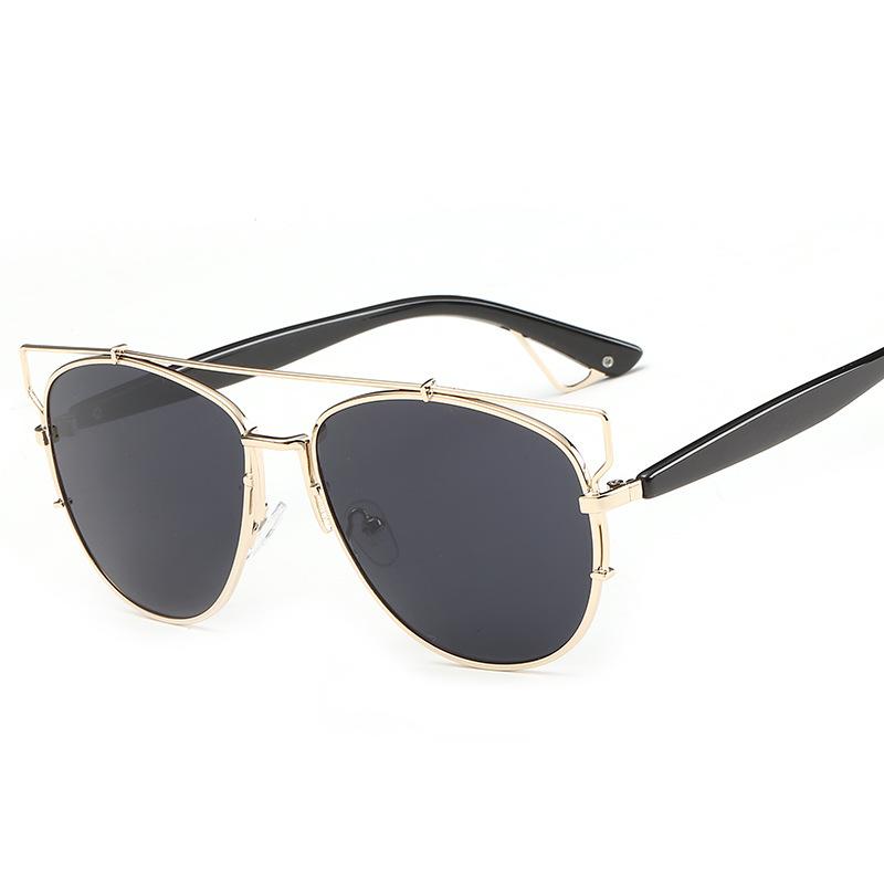 Metal frame Fashion Sunglasses Women Brand Designer Vintage Original Brand Sunglasses Men Classic glasses Oculos de sol Shades(China (Mainland))