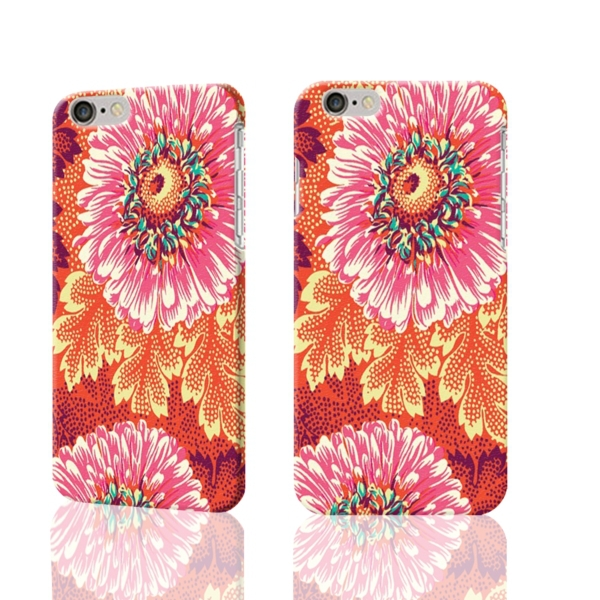Hapi Sunflower Coral Nintendo 3D Custom Skin Hard Durable phone Case Cover Protection for iPhone6 plus 4.7 5. 5 5s 4s 5c(China (Mainland))