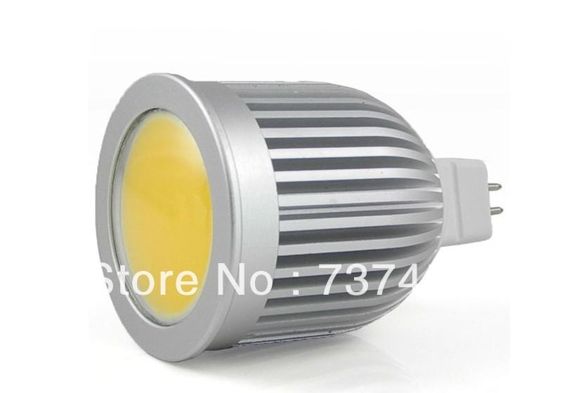 12pcs/lot MR16 10W LED COB Spot Light 900Lumens led spot lighting Free Shipping(China (Mainland))