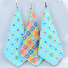 2pcs 30*30cm Newborn Baby Care Handkerchief Gauze Cotton Face Washcloth Towel Square Bibs Feeding Burp Cloths Towel BY602