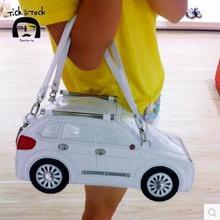 Sacos de sacos de moda bonito engraçado estilo automotivo carro maravilhoso personalidade(China (Mainland))