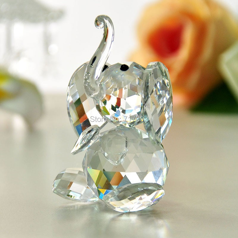 Popular Crystal Elephant Figurine Buy Cheap Crystal