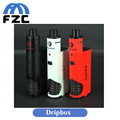 New Fashion Kanger Dripbox Starter Kit 60w Kangertech Dripbox 7ml With Subdrip and Dripmod Replaceable Drip