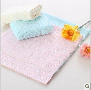 Wholesale 34*78cm Multi-Color 5pcs/lot 100% Cotton Thiker Soft Towel /Face Cloths/Washer Towel/Hand Towel