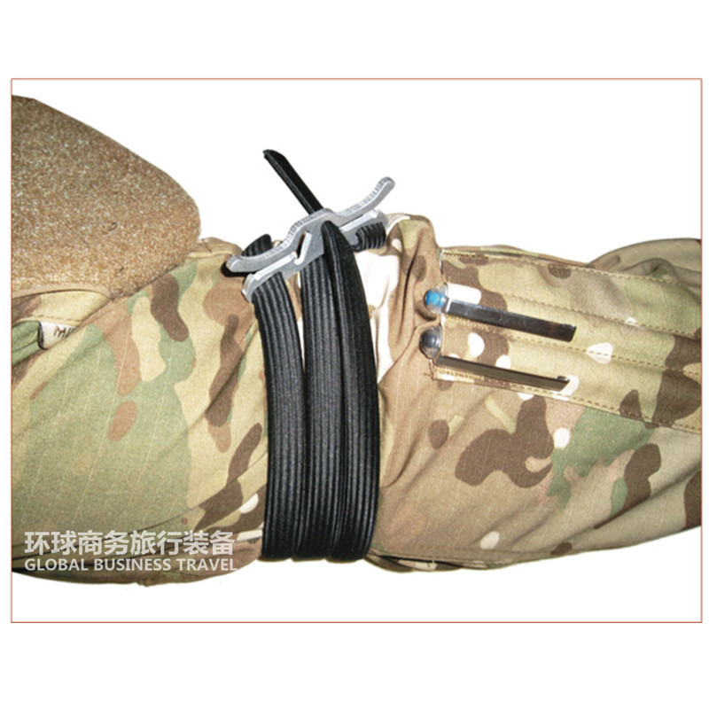 Military Survival Gear Medical Tourniquet Lightweight First Aid Kit Home Outdoor EDC Adventure Equipment Tools One hand Handle(China (Mainland))