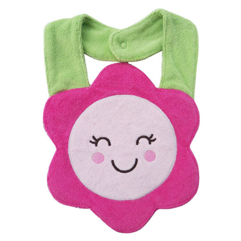 Kids Girl Boy Baby Bibs Burp Cloths Lunch Bibs Animals Cotton Saliva Towel waterproof Infant Bibs Free Shipping