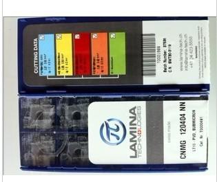 Import Blade / CNC blade Switzerland LAMINA Lin Nina CNMG120404NN LT10