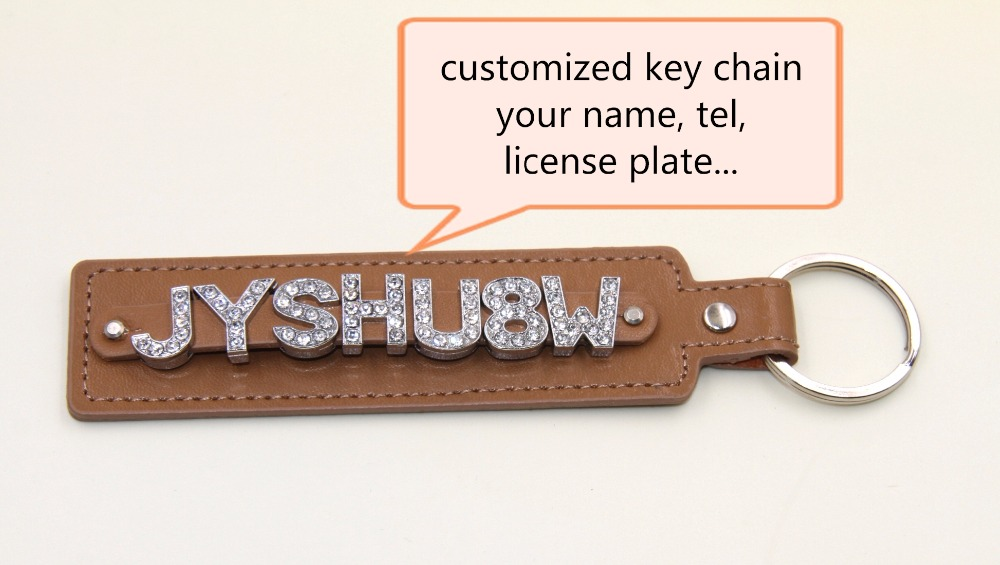 Personalized License Plate Keychain Promotion-Shop for ...