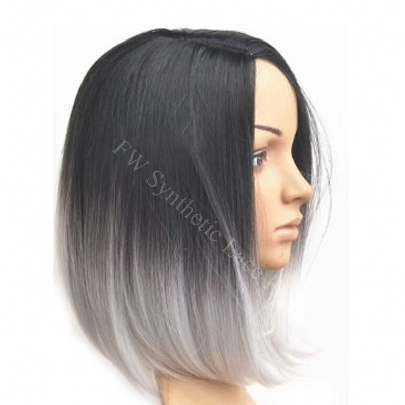 Synthetic Wig Styling 76
