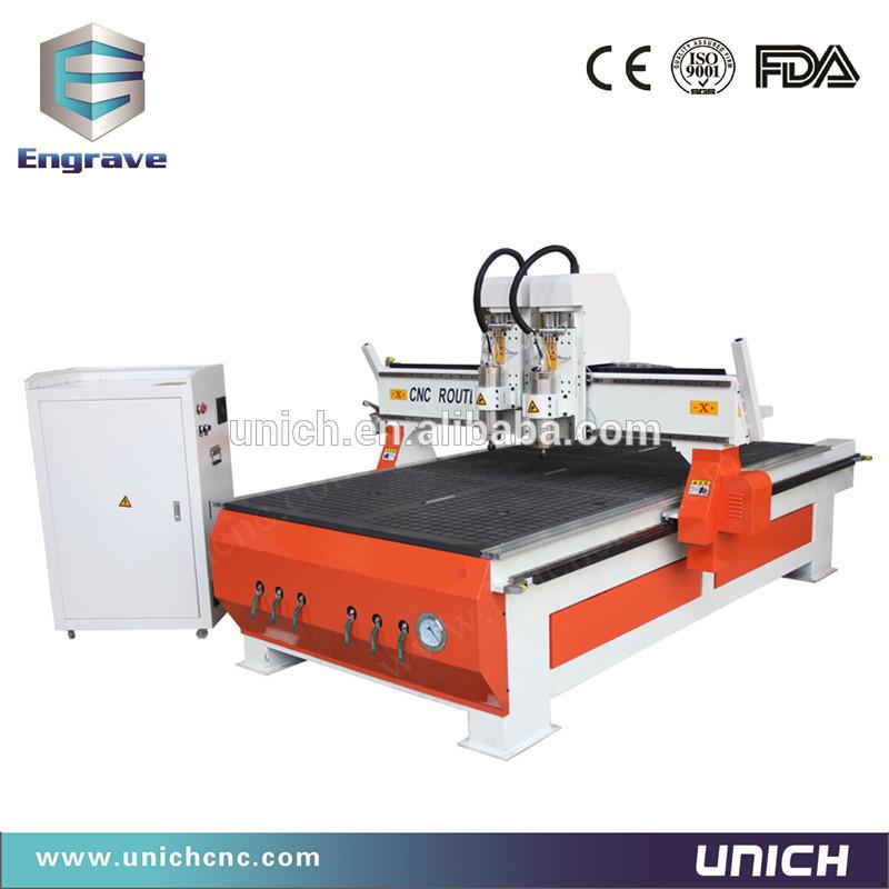 Economic mini cnc milling machine with two heads(China (Mainland))