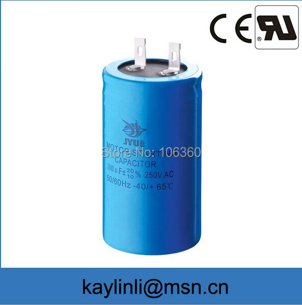 Ac Cd60 200uf 115v Motor Starting Capacitor In Capacitors