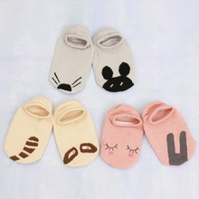 New Cartoon Unisex Child Socks Baby Toddler Girl Boy Boat Socks Spring Fall Cotton Socks 1