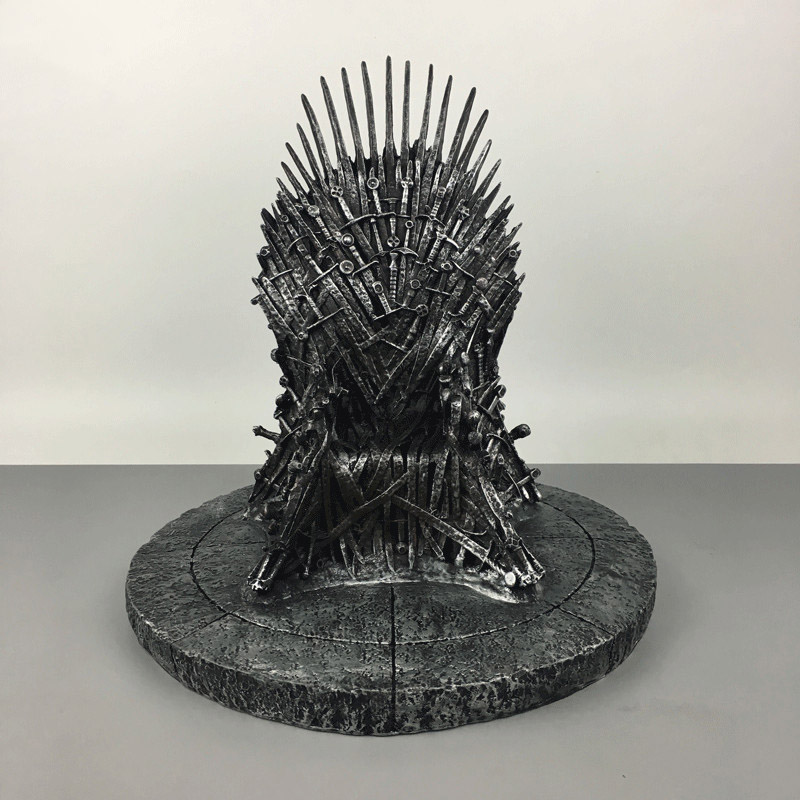 Online buy wholesale movie chair from china movie chair for Buy iron throne chair
