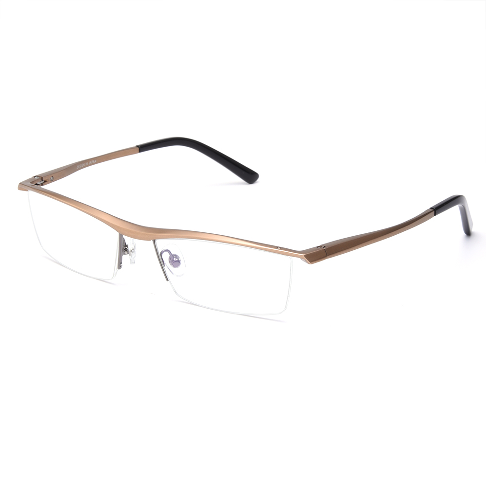 Brand Prescription Glasses Frames Aluminium Magnesium-Alloy Frame Spectacle Eyeglasses Myopia Glasses(China (Mainland))