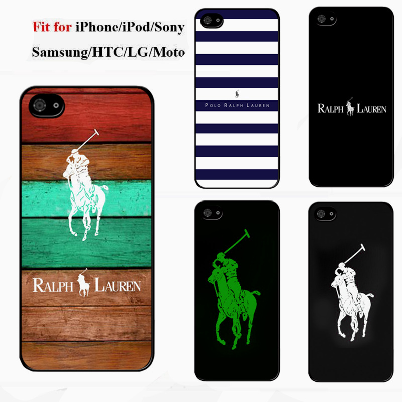 New Polo Ralph Laurens Custom Printed Cell Mobile Phone Case Cover for Apple iPhone 4 4s 5 5s Mobile Phone Accessories 5s Case(China (Mainland))