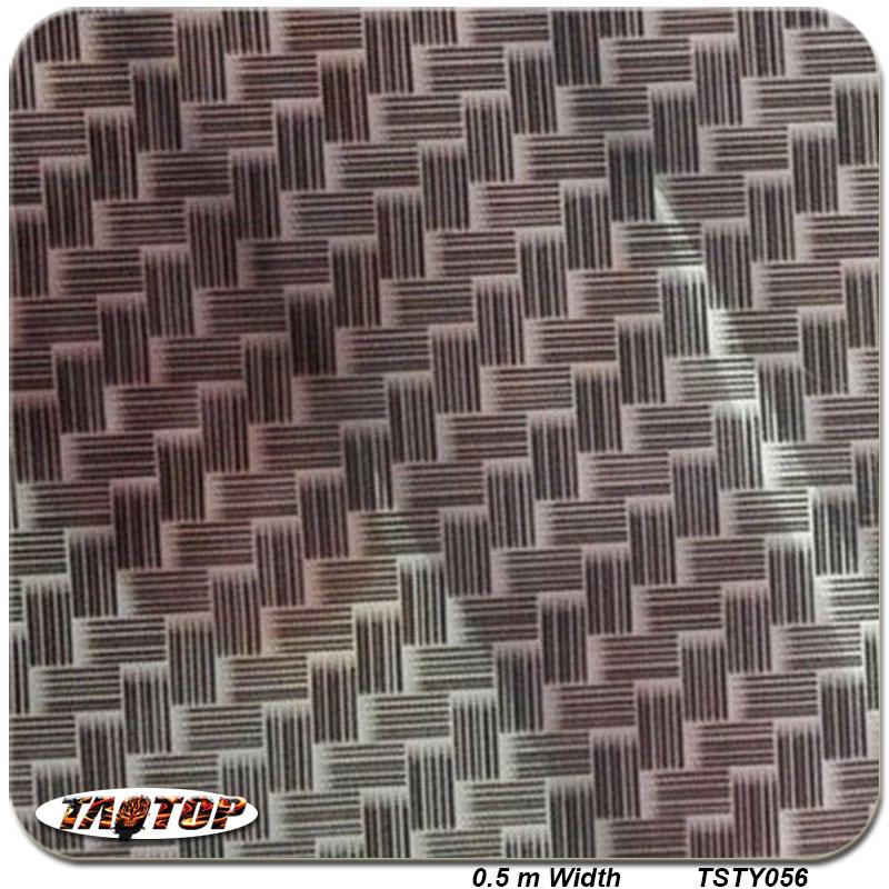 TSTY056 Top Quality Black Transparent Carbon Fiber Design Pattern 0.5m *2m Hydrographic Film PVA Water Transfer Printing Film(China (Mainland))