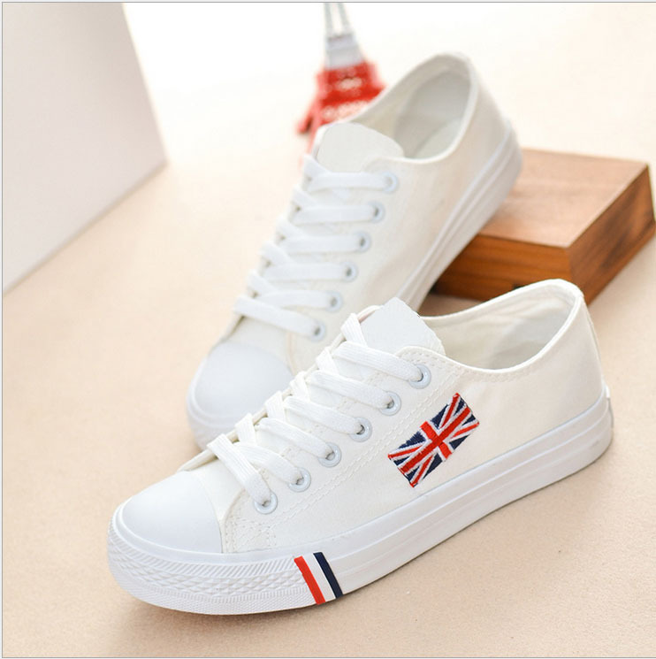 Spring and Autumn Breathable Canvas Shoes Women Men Lovers Shoes Fashion Sneakers for Women Brand Shoes WS2 Free Shipping(China (Mainland))