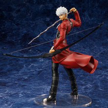 New Arrival Fate Stay Night Archer Emiya Figures Saber Lance Doll Model Figma Anime Action Figurine Brinquedos Toys Collection
