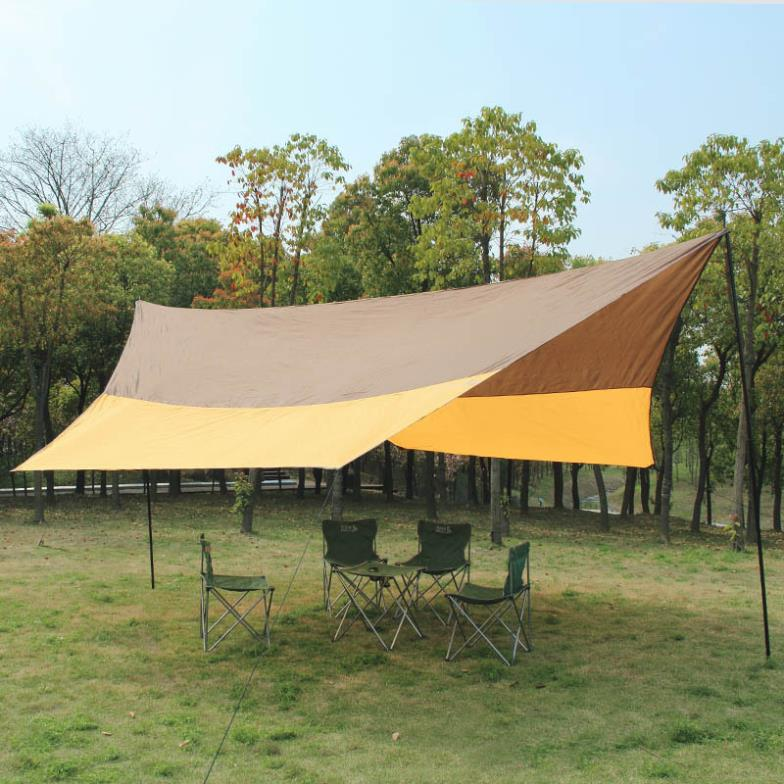 Picnic Canopy Shelter : Person shelter tent outdoor beach family camping tents
