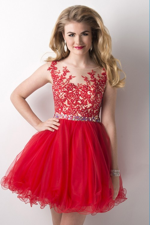 Collection Junior Red Dresses Pictures - The Fashions Of Paradise