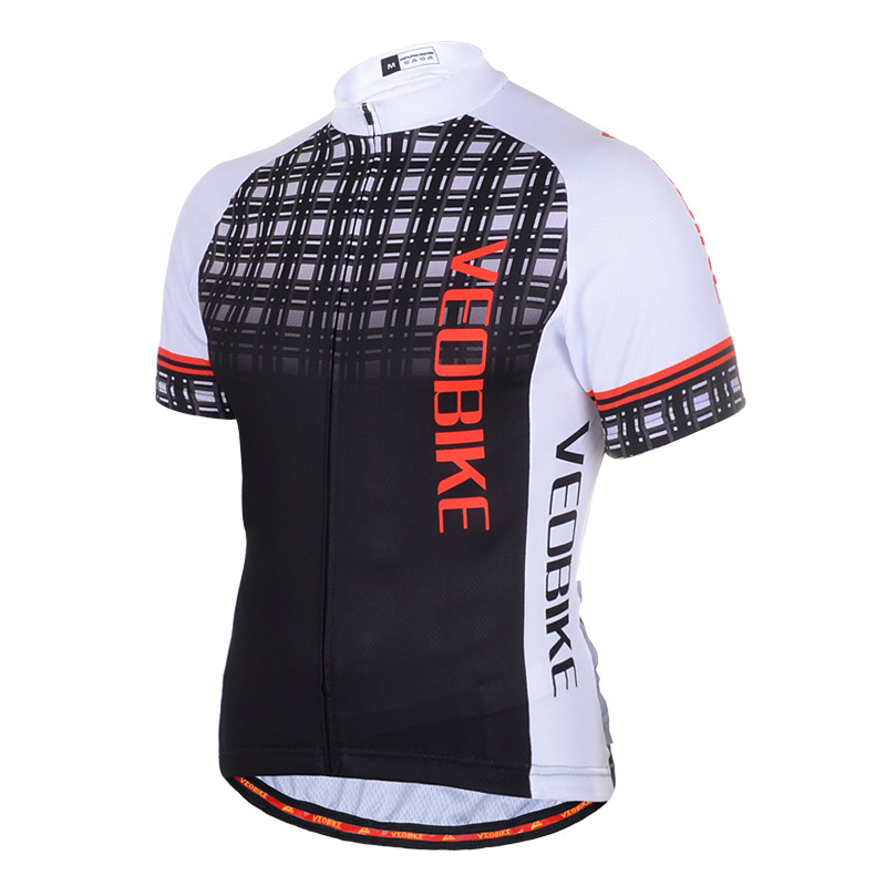 Wicking Outdoor Sport Cycling Jersey New Brand Quick-Drying Night Reflective Sports-Jerseys For Men And Women Bicycle Clothes(China (Mainland))