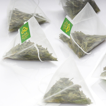 Promotion 15 bags Chinese 100 Natural Organic Green Tea Teabags 2015 West Lake Longjing tea Good
