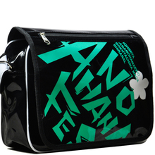 Attack on Titan Sword Art Online Anohana Bag cosplay Anime Women Bag School Messenger Bags